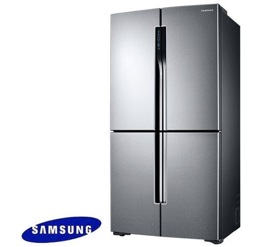 מרענן מקרר 4 דלתות Samsung מקרר SBS דגם RF60J9000SL – Mall4All AE-44